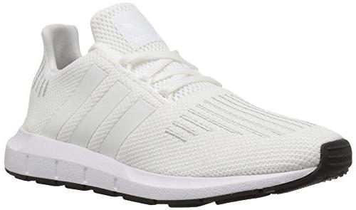 boys swift c running shoe crystal white