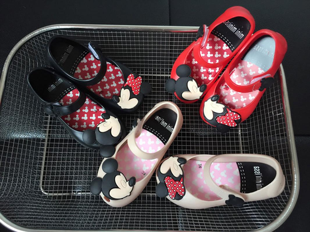 Summer Minnie sandals Shoes Kids Gift Toddler