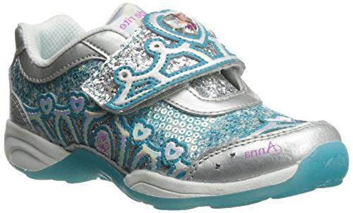 disney frozen light sneaker