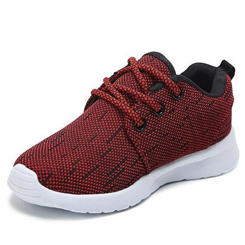 Hawkwell kids sneakers casual shoes girls lace Cotton