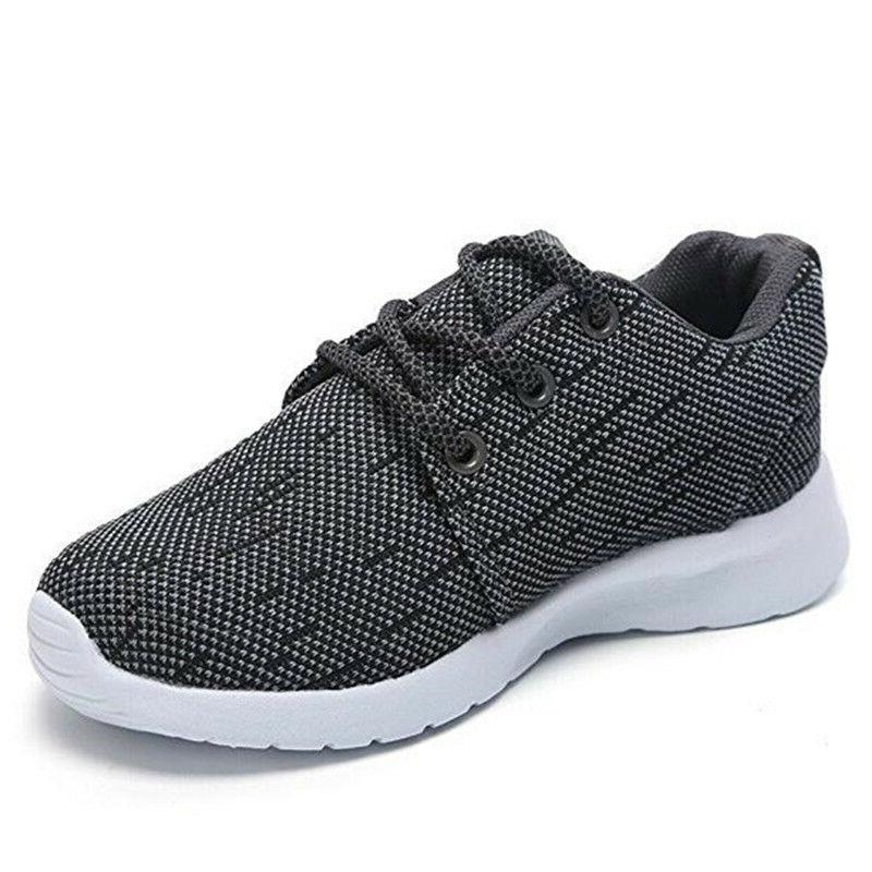 Hawkwell Fashion Breathable sneakers casual girls lace up
