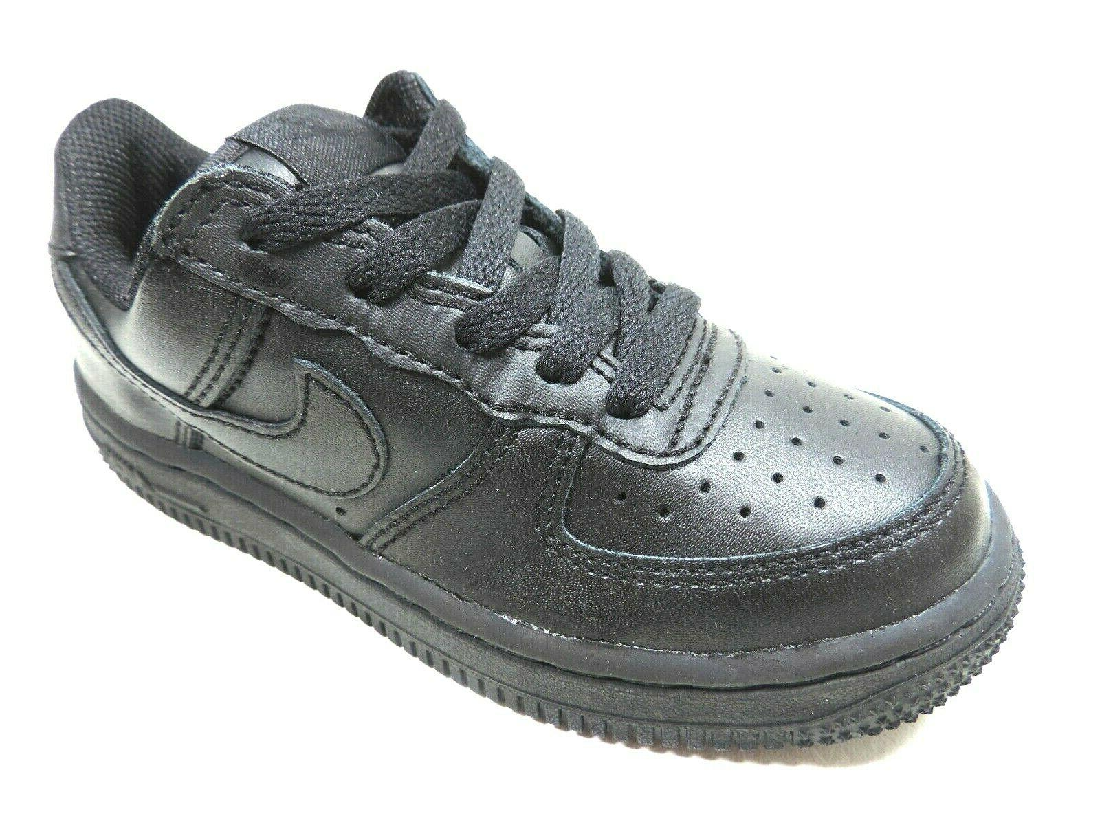 Nike Force One 1 PS 308936/314193 Boys Shoes Sneakers Leathe