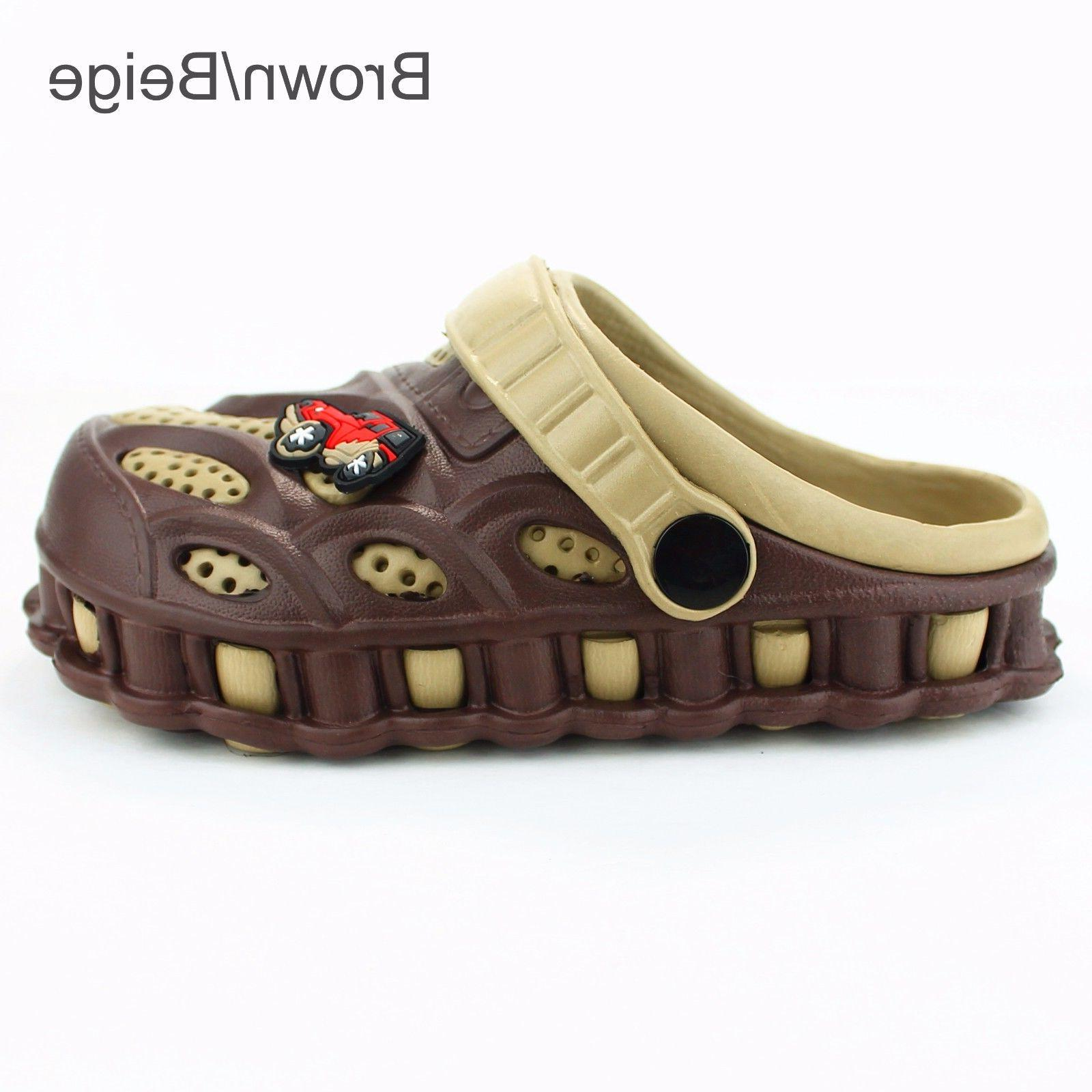 Garden Clogs Shoes For Boys Casual