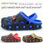 garden clogs shoes for boys kids toddler