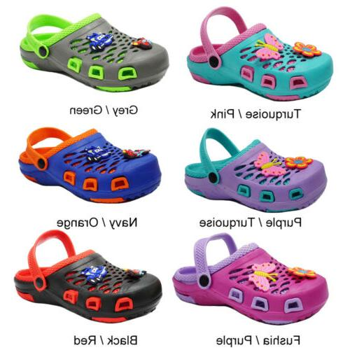 Sandals Kids Slip Slippers Shoes