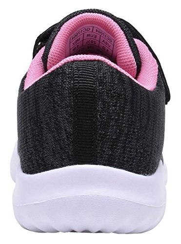 Umbale Girls Flyknit Sneakers Comfort Running Shoes Toddler//Kids