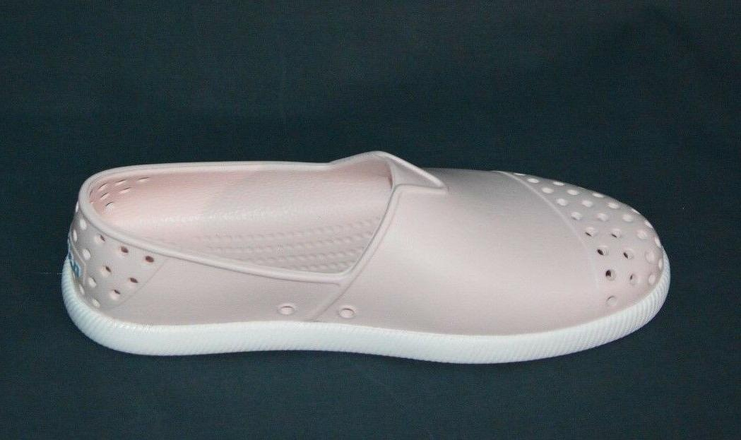 Native Girls Verona Water Proof Shoes Pink Size 12