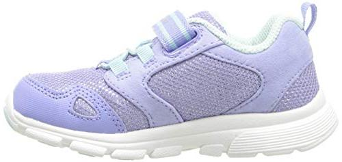 Stride Rite 2 Taylor Sneaker, Purple/Aqua, Toddler