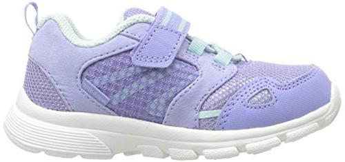 Stride Rite 2 Sneaker, Purple/Aqua, Toddler