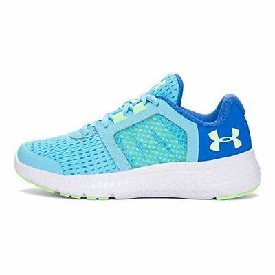Under Armour Girls Pre-School Micro G Fuel Running Shoes- Pi