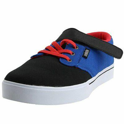 jameson 2 v kids skate shoes black