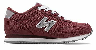 New Kid's 501 Big Kids Male Shoes Red Grey