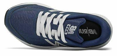New Kid's Big Navy With White
