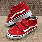 "Vans Kid's Shoes ""Sk8-Mid Reissue V"" Formula One/True White"