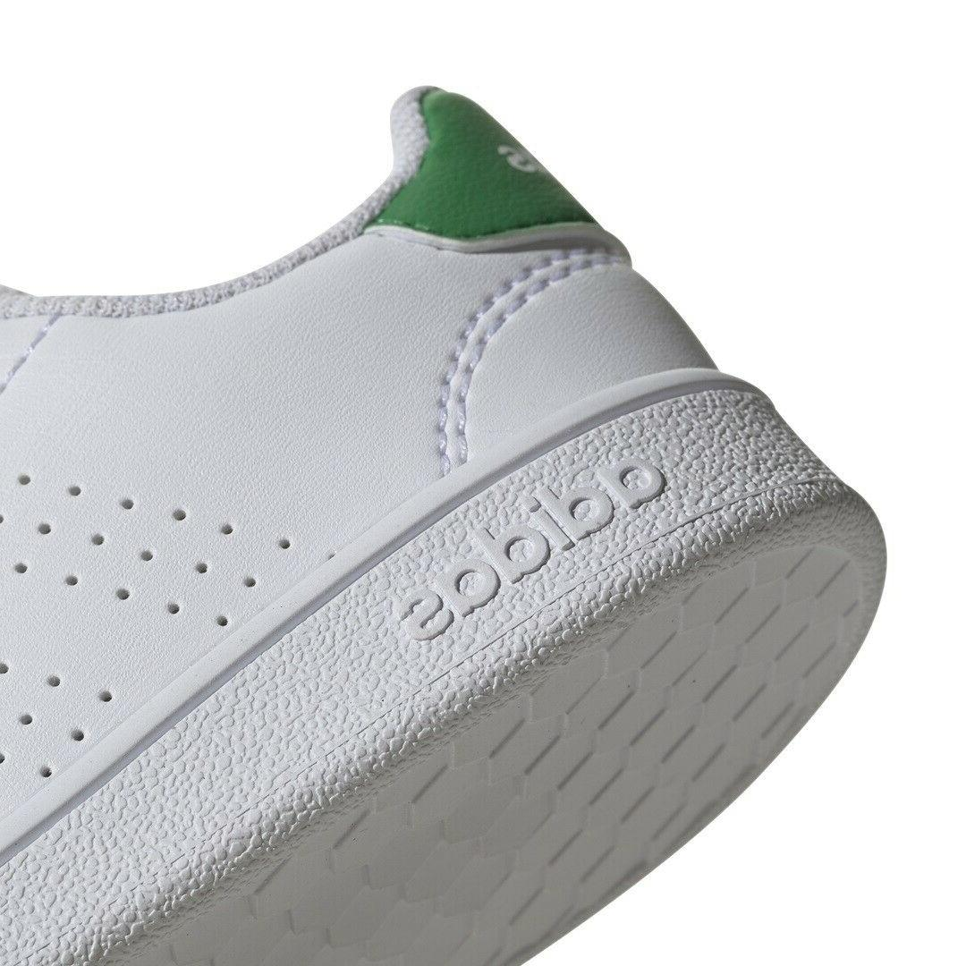 adidas Sneakers Infant/Toddler EF0301, White / Green