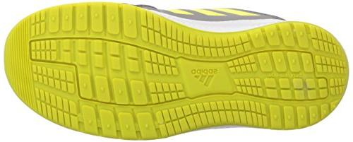 adidas Kids' Five/Semi Yellow/Core 2 US Kid