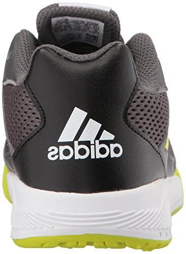 adidas Kids' Five/Semi Solar Yellow/Core 2 M US Kid