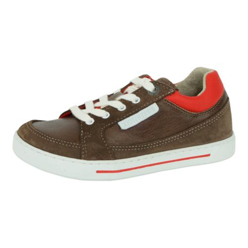 kids astee shoes suede leather tobacco 29