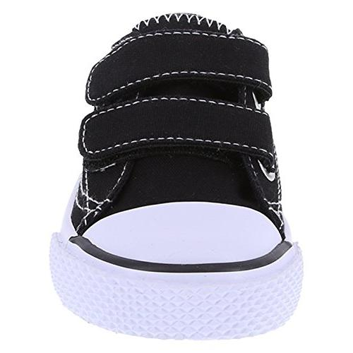 Airwalk Kids' Black Kids' Toddler Sneaker 12.5 Regular