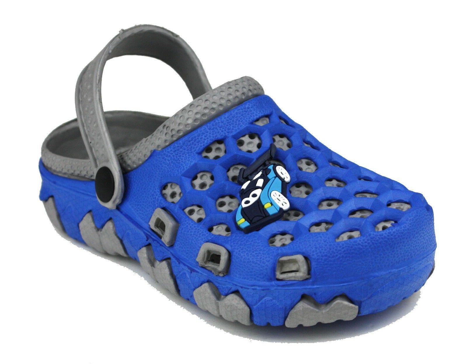 Baby Boys Slip On Sandals Shoes Slippers
