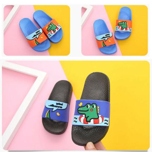 Kids Casual Slide Shoes