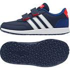 Adidas Kids Boys Shoes Running VS Switch Fashion Trainers Sc