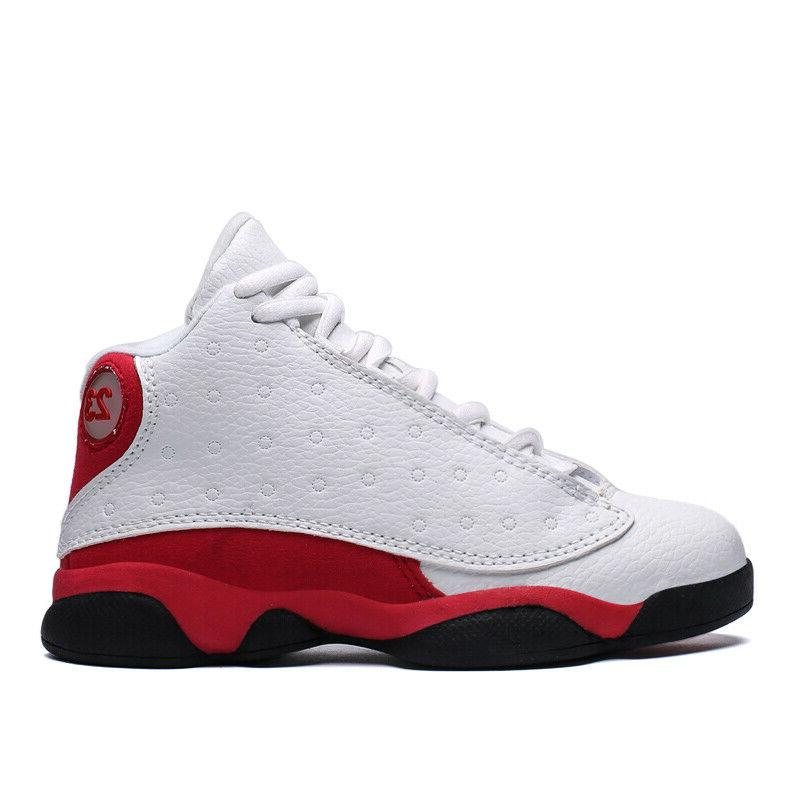 kids classic air 13 basketball shoes athletic