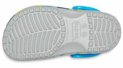 Crocs Graphic Clog