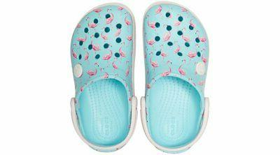 Crocs Kids Crocband™ Multi-Graphic Clog