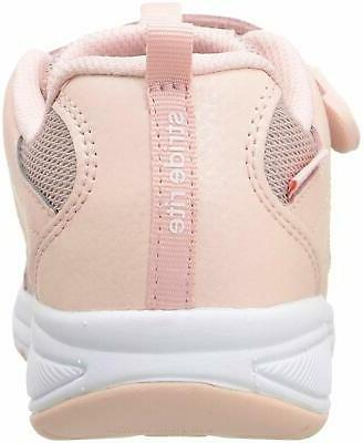 Kids Stride M2P Leather Low Top Shoes
