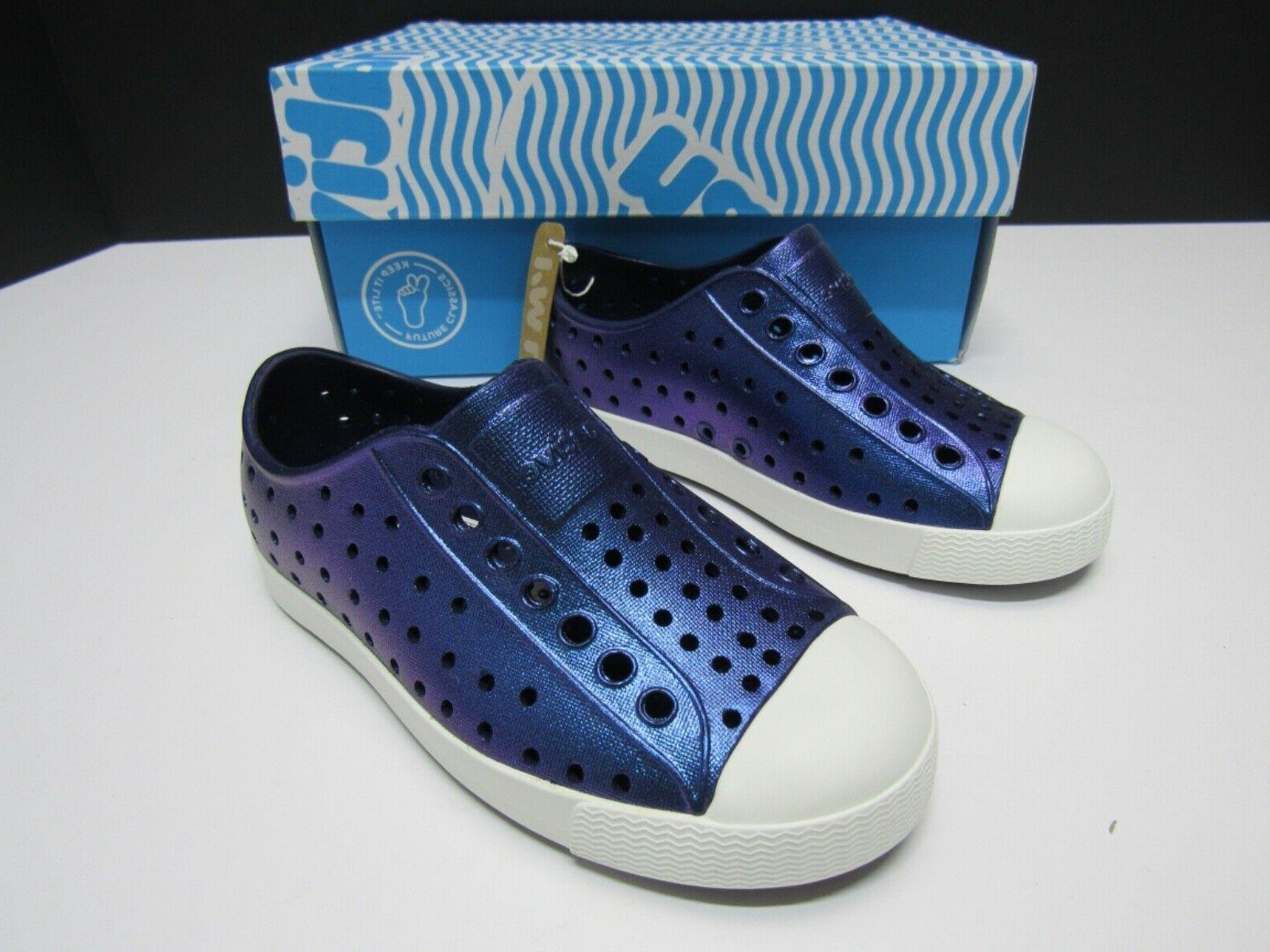 Native Kids Girls Slip On Regatta C10