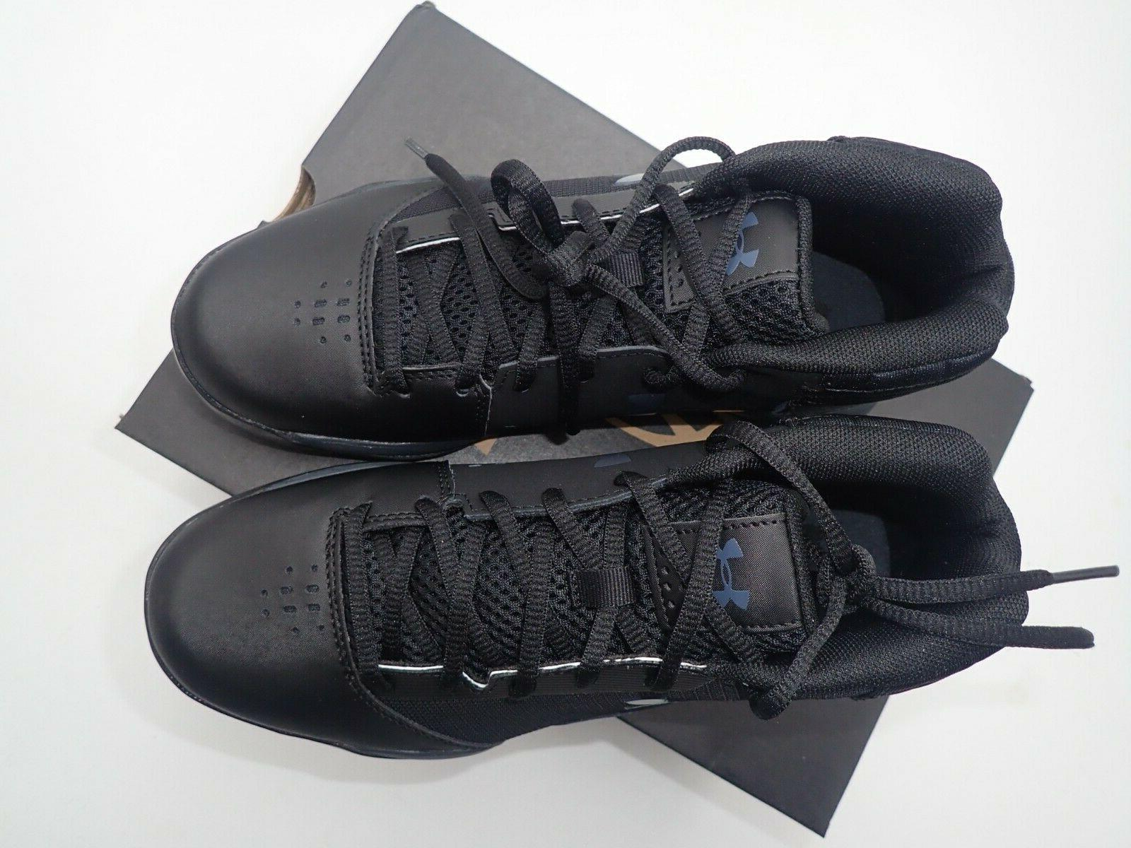 Under Armour Mid Basketball shoe Jet Big 5.5, 6, 7
