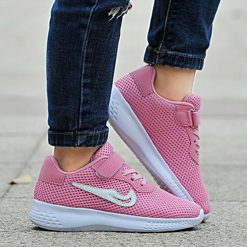 Kids Shoes Sneakers Sports Breathable Hot
