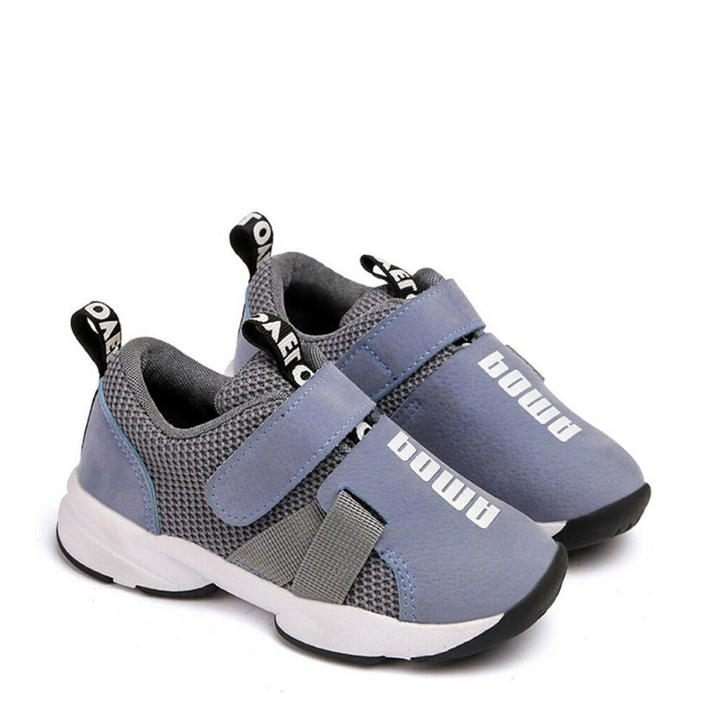 kids shoes boys running sneakers anti-slippery