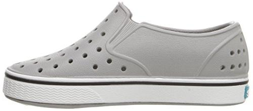 Native Shoes Miles Water grey/shell white,8 Medium