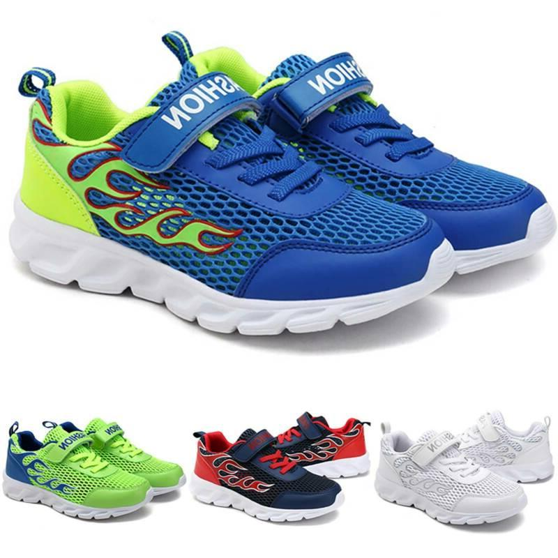 Boys Trainers Kids Sports Shoes Sneakers