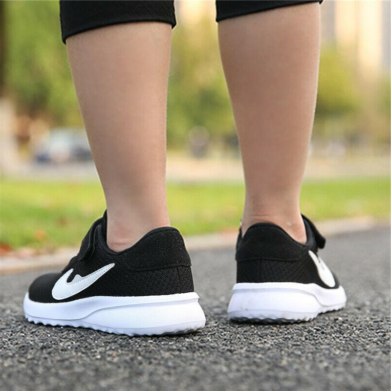 Kids Sneakers Breathable Boys Girls Athletic Running Shoes