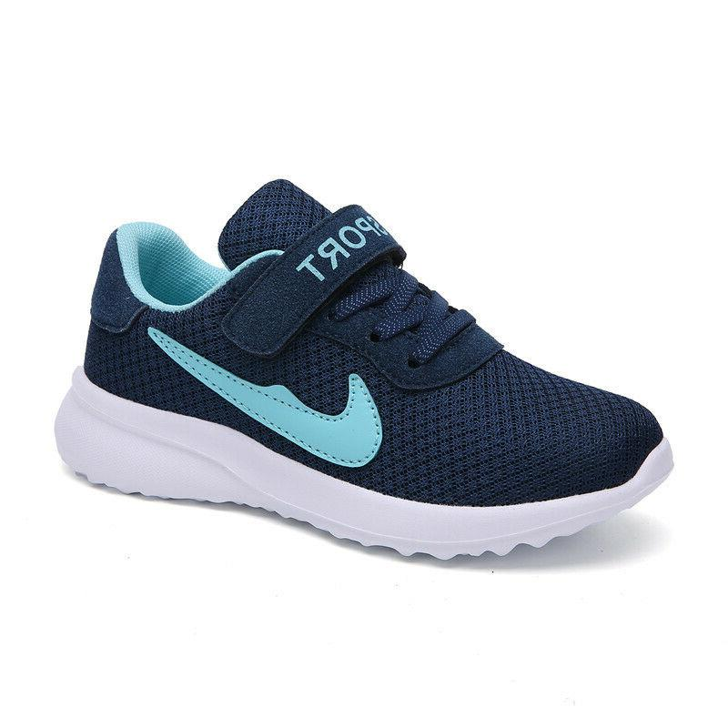 Kids Sneakers Boys Athletic Shoes