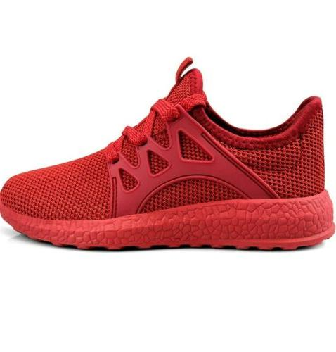 Feetmat Sneakers Breathable running red
