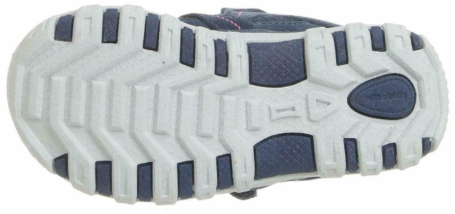Stride Kids Shoes Sandals Made 2 Play Jayden Navy