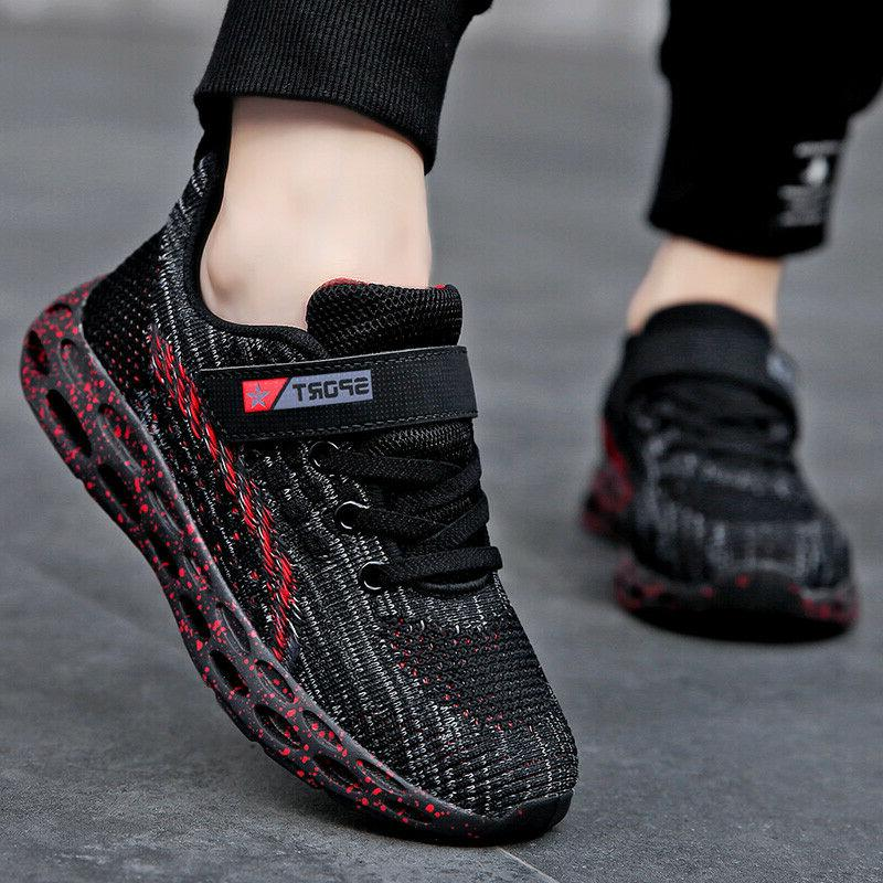 Kids Running Shoes Sneakers Sports Walking Shoes