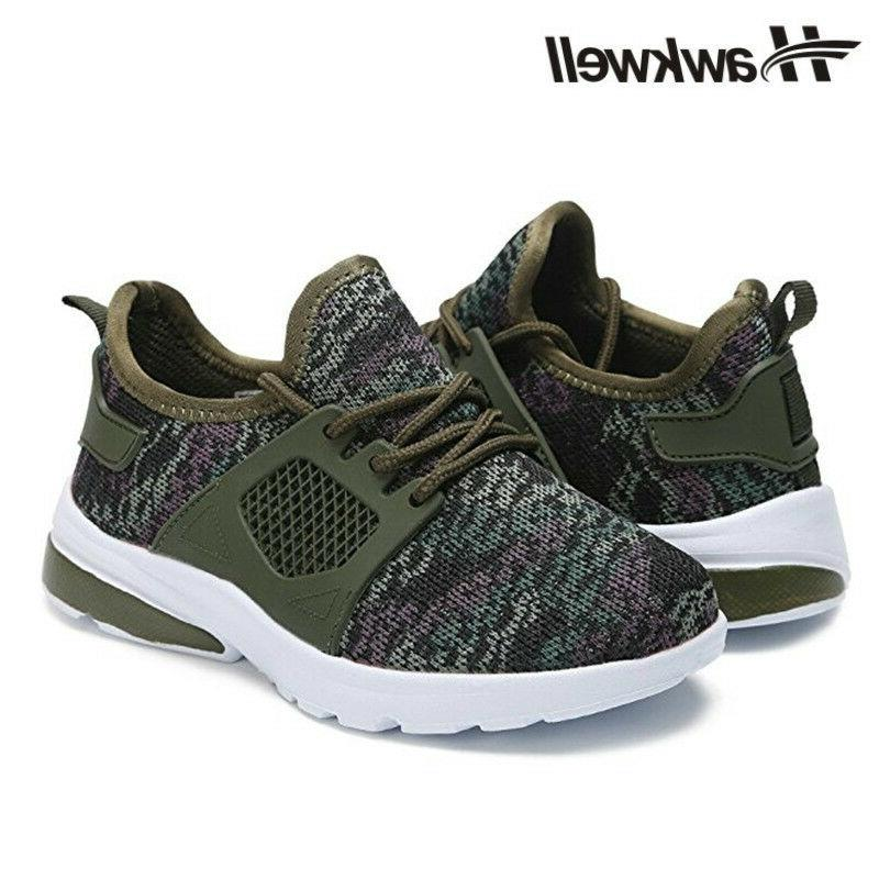 lace up athletic sneakers running shoes kids