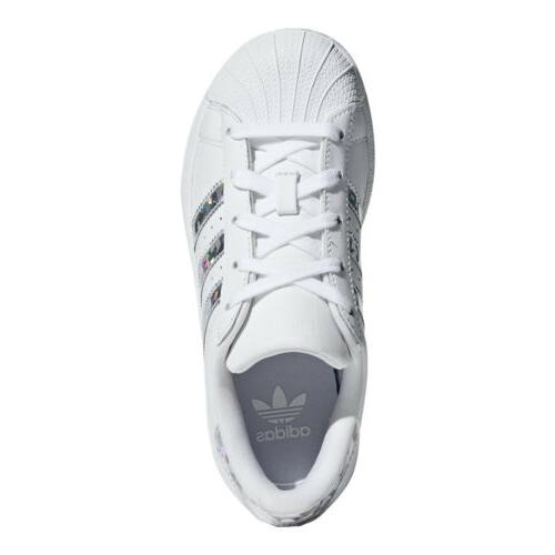 adidas Little Kids' Superstar Shoes: CG6708