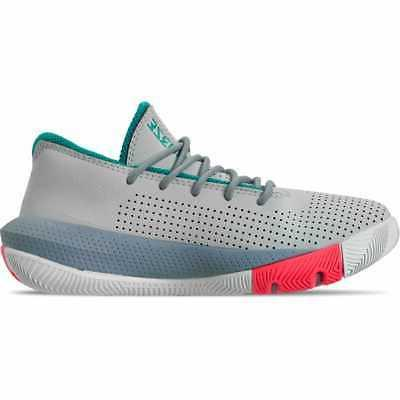 Little Under SC Shoes Halo Gray/Ash Gray/Teal