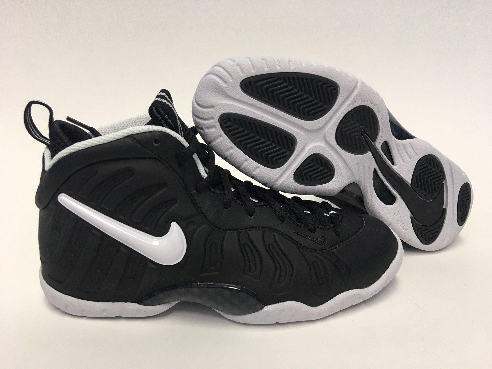 Nike Little Posite Pro GS Kids Youth Shoes