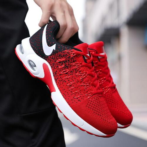 Men's Fashion Breathable Shoes Sports Athletic Sneakers