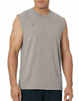db609521ca76 Champion Fit Muscle Cotton Sleeveless. Champion Mens Fit Tee ...