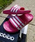 NEW Adidas Girls Sandals SIZE 11 12 5 kids slides 11k 12k pi