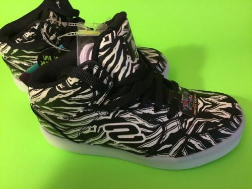 New ENERGY Kids Boys High Top Shoes 2