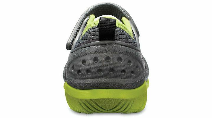 New CROCS Play 9 10 13 1 Gray